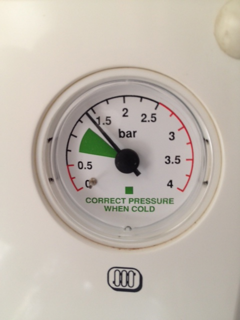 How to top up the pressure in your boiler